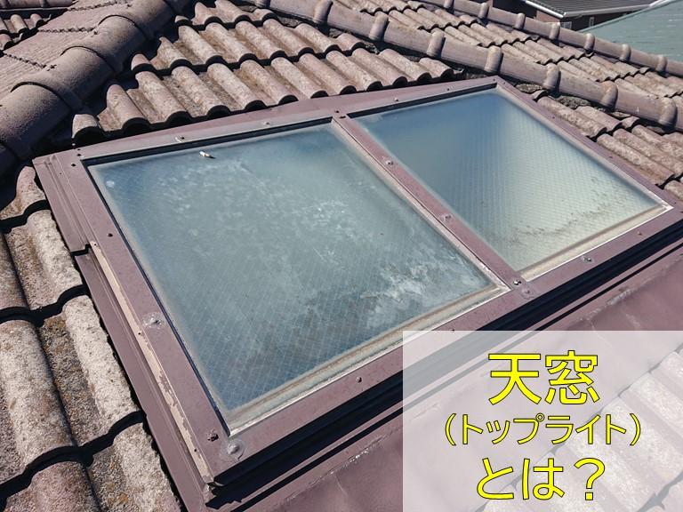 天窓とは?