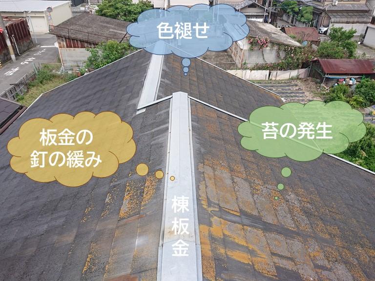 貝塚市の火災保険の請求期限が迫った台風被害箇所のご相談