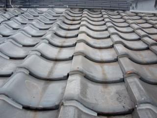 貝塚市の太陽熱温水器撤去完了
