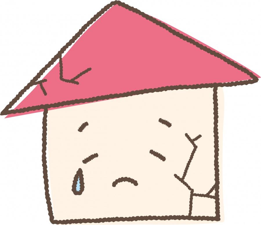 街の屋根やさん岸和田店のお住いの点検