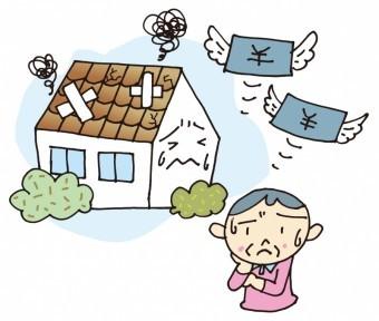 街の屋根やさん岸和田店・雨漏りについて