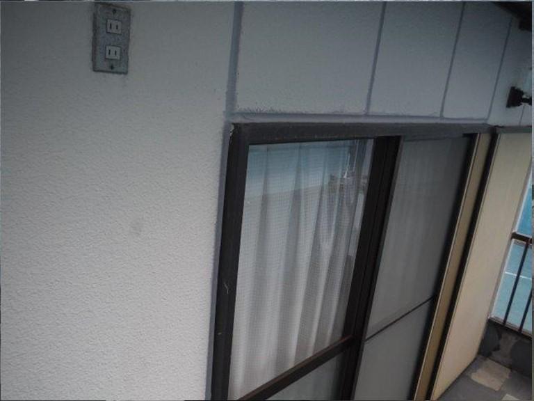 岸和田市の窓周りのシーリング