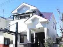 岸和田市包近町で外壁塗装リフォーム