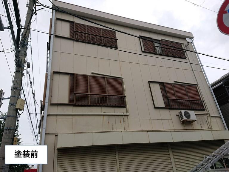 岸和田市の塗装前
