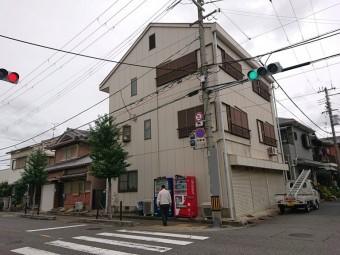 岸和田市Y様邸の外壁塗装