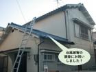岸和田市の台風被害の調査