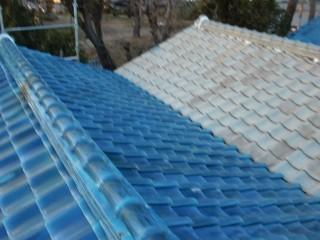 岸和田市の屋根修理後
