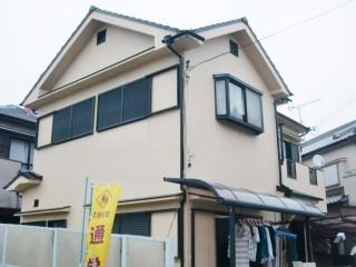 貝塚市の屋根・外壁塗装完了