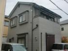 貝塚市の外壁・屋根塗装の現地調査