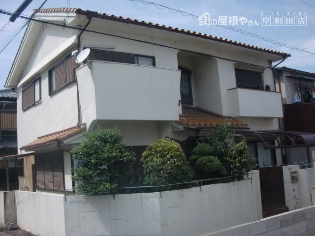 和泉市の外壁塗装