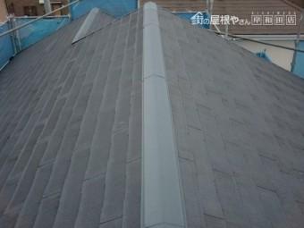 貝塚市のカラーベスト屋根