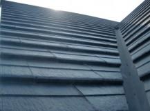 忠岡町の台風でズレた瓦の復旧完了