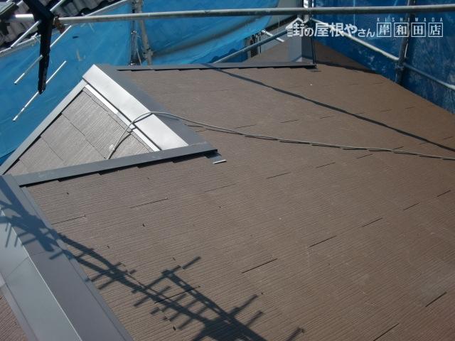 忠岡町の屋根葺き替え
