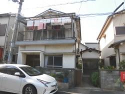 岸和田市吉井町の塗装前の現況