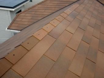貝塚市K様邸の屋根修理