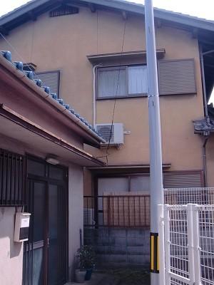 岸和田市春木本町の外壁塗装