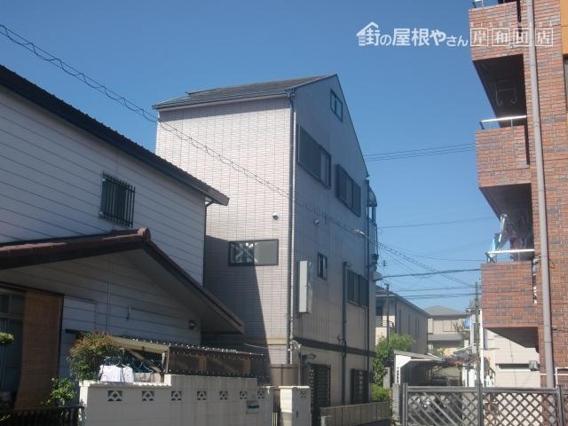 泉大津市の屋根・外壁塗装