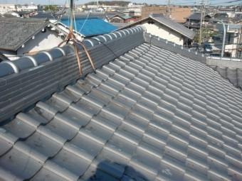 岸和田市の屋根点検
