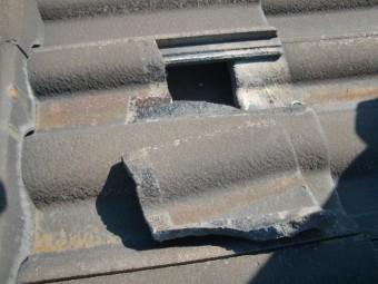 和泉市の屋根修理