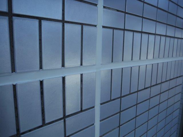 貝塚市の外壁シーリング打ち替え完了