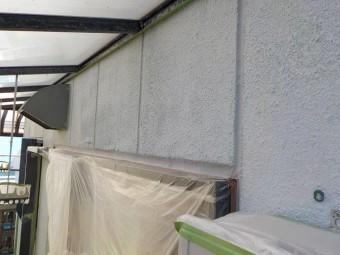 岸和田市の窓周りのシーリング打ち替え完了