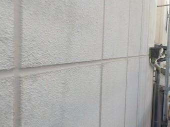 岸和田市のALC外壁の目地シーリング増し打ち完了