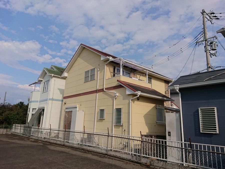 阪南市の外壁塗装