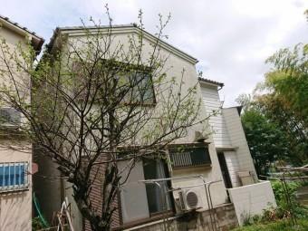 忠岡町の屋根修理の施工事例