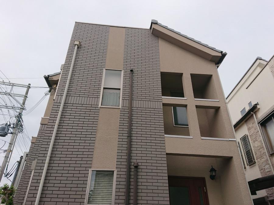 泉大津市の修理工事完了