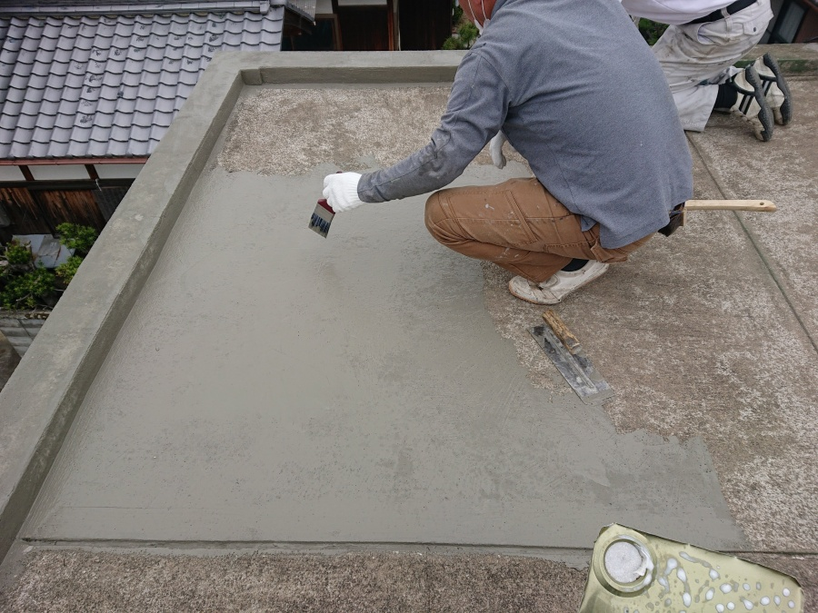 和泉市の雨漏り修理のご提案