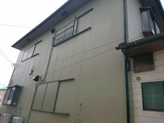 岸和田市の塗装完了