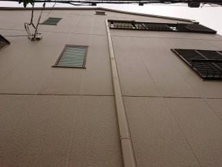 岸和田市の外壁の目地改修後
