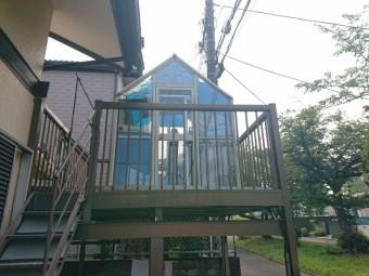 泉佐野市の温室