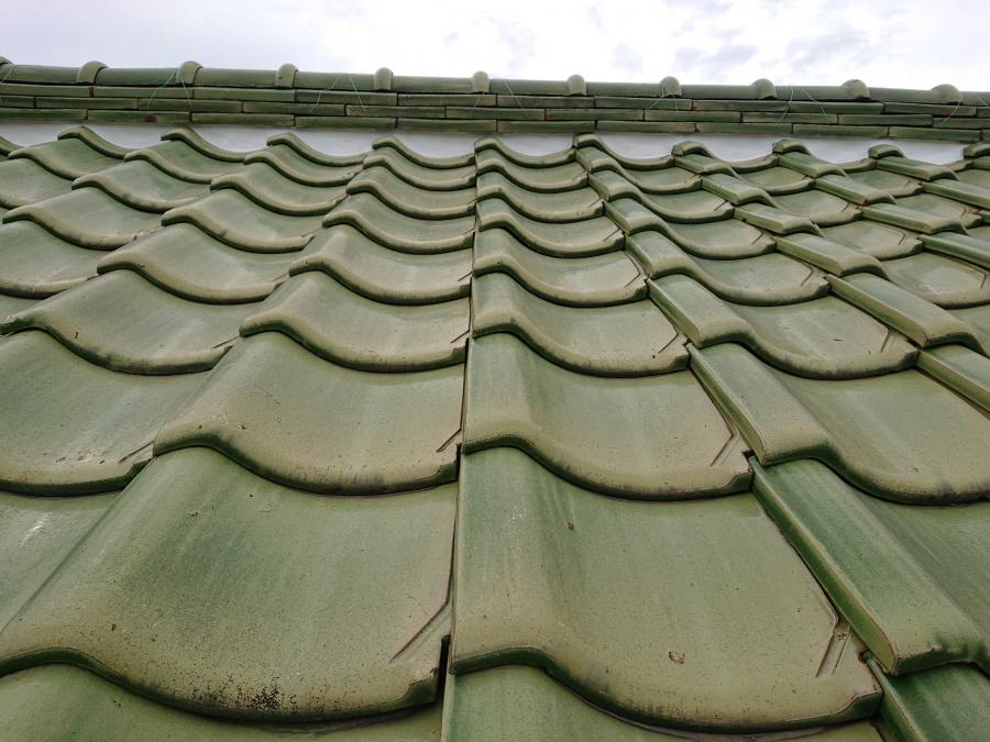 泉大津市の屋根修理前