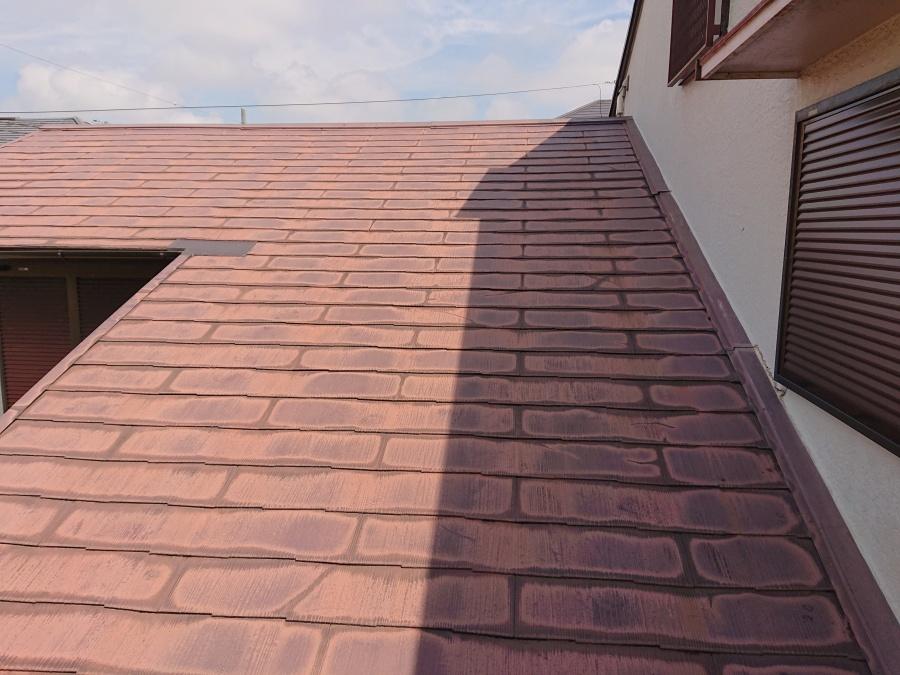 和泉市の屋根の現調