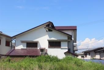 岸和田市摩湯町の屋根塗装完了!