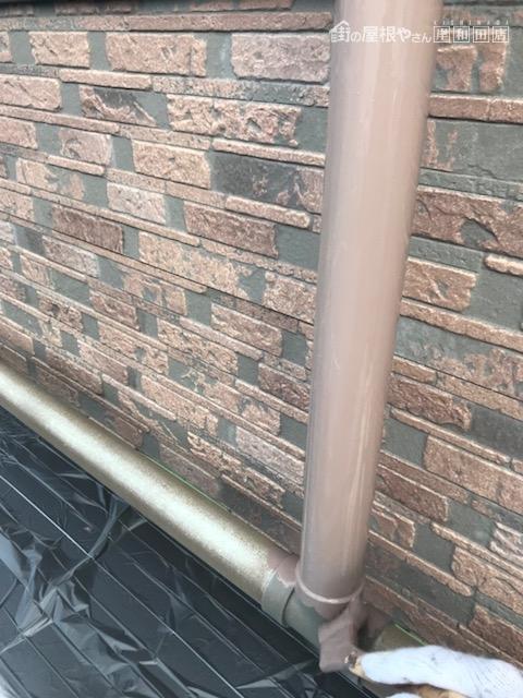 岸和田市の配管なども塗装