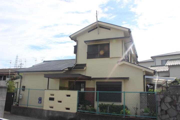 忠岡町の屋根葺き替え工事