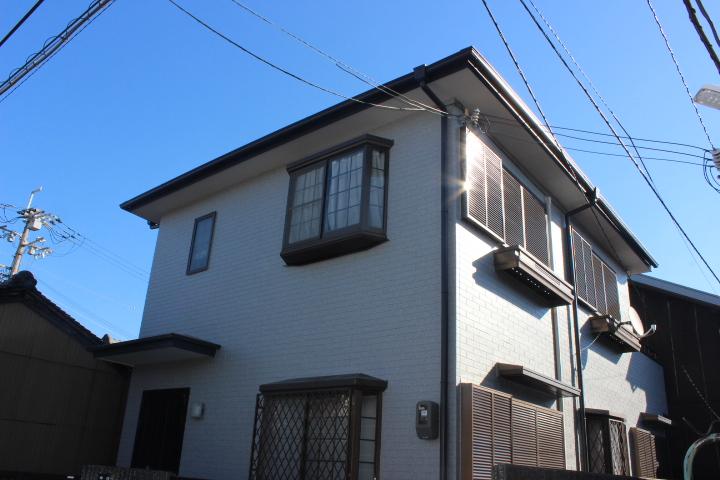 和泉市の外壁屋根塗装完了!