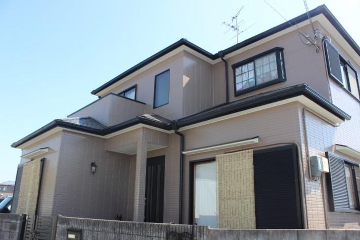 岸和田市尾生町の外壁・屋根塗装完了