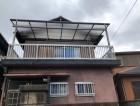 貝塚市のベランダにテラス屋根設置
