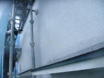 和歌山市善明寺の外壁高圧洗浄