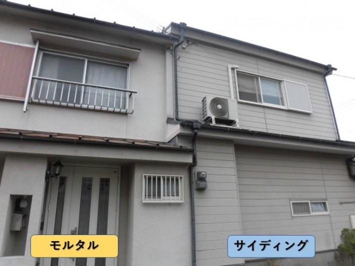 岸和田市の外壁塗装