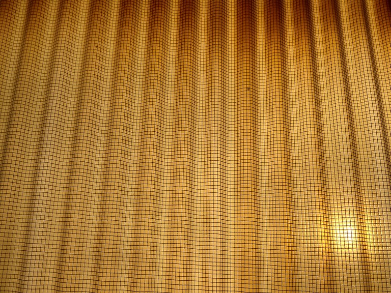 熊取町のガラスマット入りの波板!