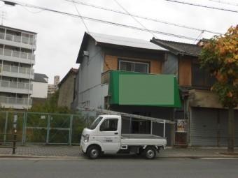 大阪市東住吉区の雨漏り調査
