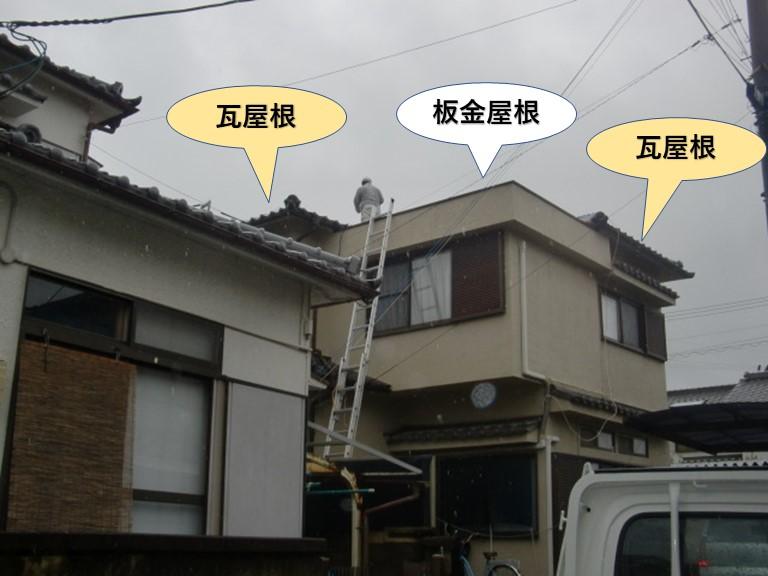 泉大津市の台風被害のご相談です!
