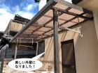 和泉市の塗装で美しい外壁になりました