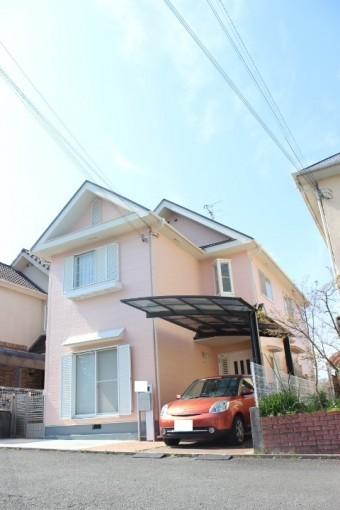 岸和田市下松町の外壁・屋根塗装完了!