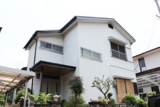 岸和田市摩湯町の屋根メンテナンス完了